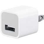 iPhone charger block